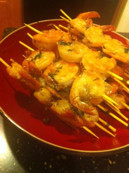 Shrimps Result