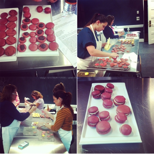 Macaroons-2nd session