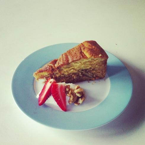 Cake Streusel