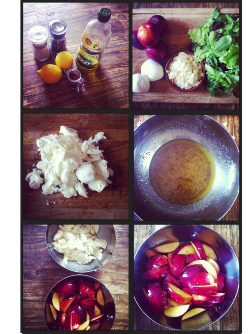 2-Ingredients and Marinade