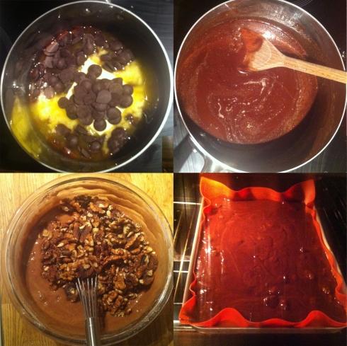 Brownie Prep 2