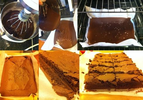Brownie Prep 3