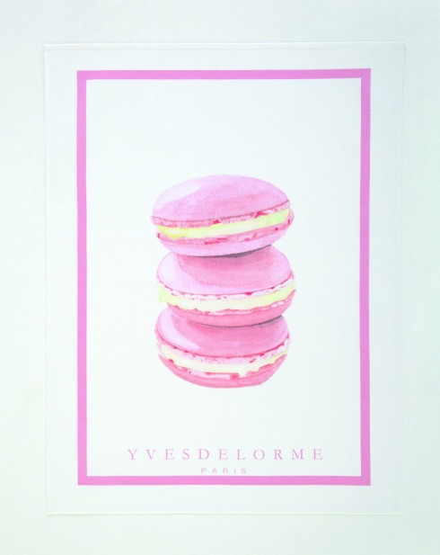 macarons-Torchon-imprimé-